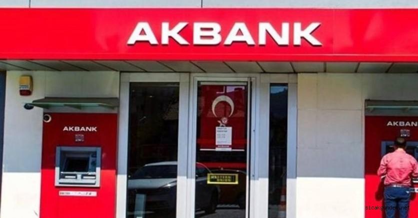 Akbanktan Vatandaşlara Müjdeli Haber Geldi! 3 Ay Geri Ödemesiz 20 Bin TL Kredi Verilecek!