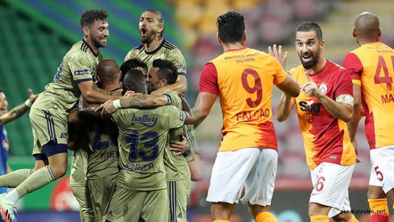 Belli Oldu! İşte GalataSaray - Fenerbahçe Derbisi Muhtemel Kadroları!