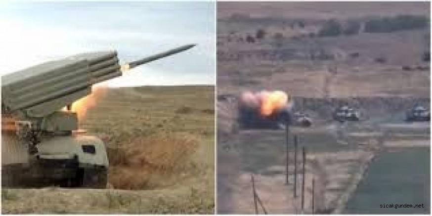 Ermenistan Ordusu Saldırılara Devam Ediyor Çok Sayıda Ölü Ve Yaralı Var