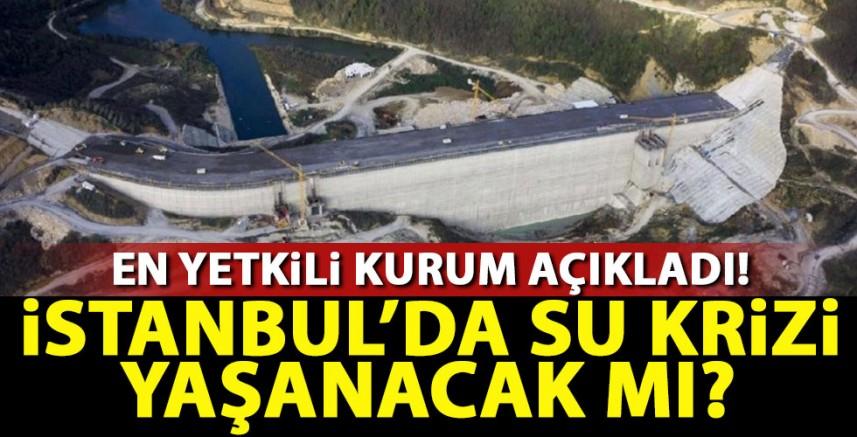 İstanbul Barajlarının Son Durumu Nedir? Yazın Su Kıtlığı Yaşanacak mı?