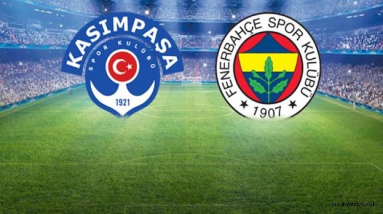 Kasımpaşa-Fenerbahçe Maçının Yorumlanmasında Neler Oldu! İşte Detaylar!