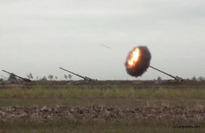 Son Dakika! Ermenistan Askerleri Cepheden Toplu Firar!
